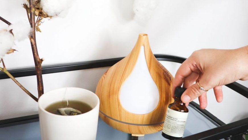 AROMATERAPIA – Čaro esenciálnych olejov
